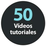 50 vídeos tutoriales